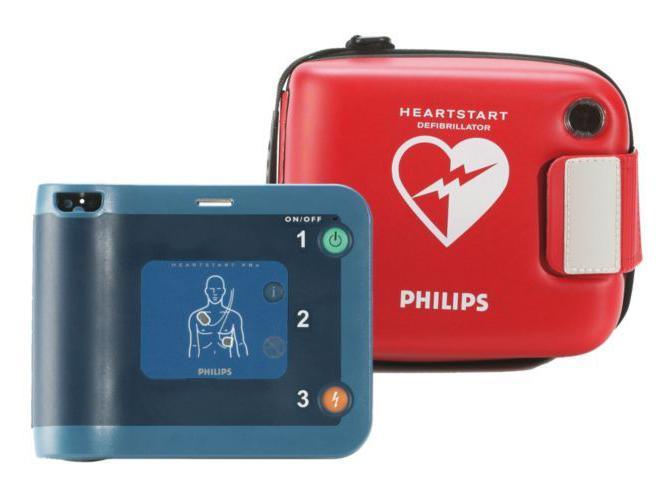 Bildergebnis für defibrillator philips